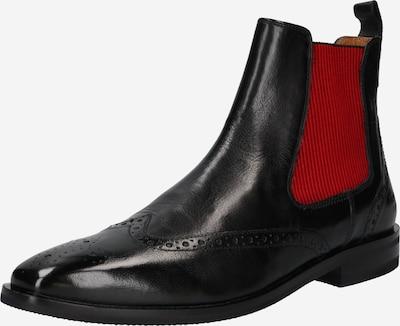 MELVIN & HAMILTON Stiefel 'Alex' in rot / schwarz, Produktansicht