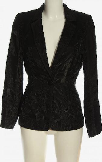 Kathleen Madden Kurz-Blazer in S in schwarz, Produktansicht