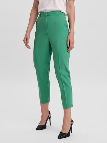 VERO MODA Pantalon 'Zelda' in Groen
