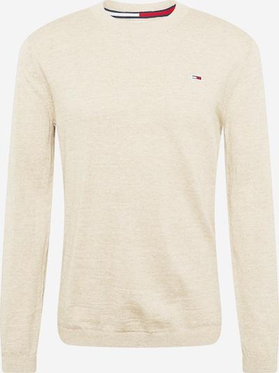 Tommy Jeans Pullover in beige, Produktansicht