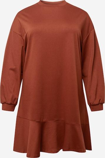 GLAMOROUS CURVE Šaty - hrdzavohnedá, Produkt