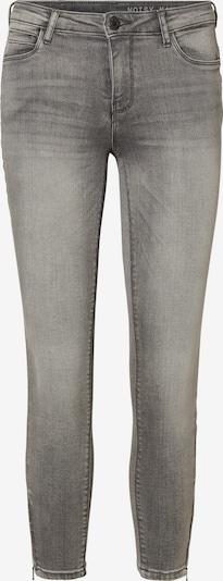 Noisy may Jeans in de kleur Grey denim, Productweergave