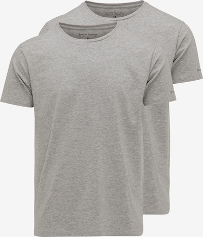 BRUNO BANANI T-Shirt in grau, Produktansicht