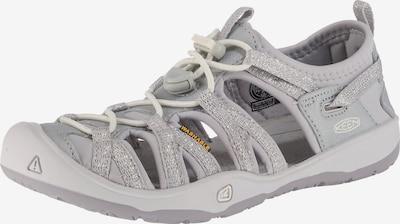 KEEN Sandale in silber, Produktansicht