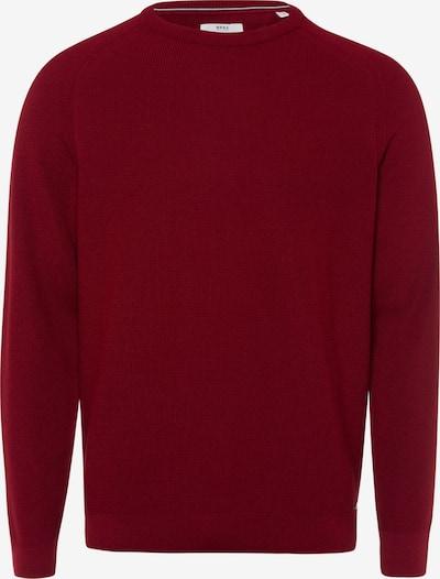BRAX Pullover 'Roy' in rubinrot, Produktansicht