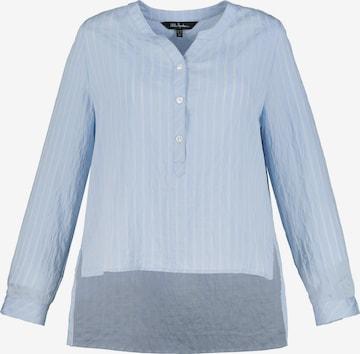 Tunica de la Ulla Popken pe albastru