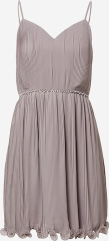 Laona Cocktail Dress in Grey