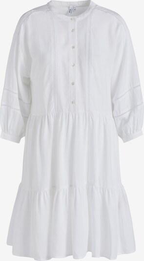 khujo Kleid ' CREPES ' in weiß, Produktansicht