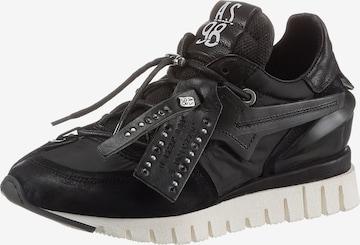 A.S.98 Sneakers 'Denastar' in Black