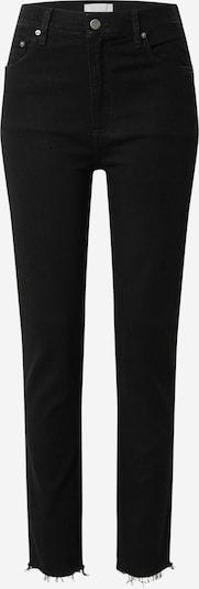 Boyish Jean 'THE ZACHARY' en noir denim, Vue avec produit