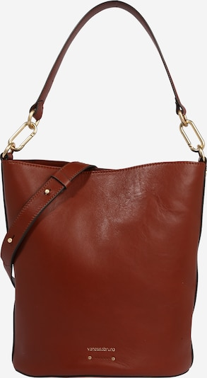 Vanessa Bruno Shopper 'HOLLY' in Cognac, Item view