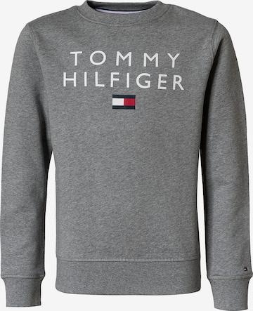 pelēks TOMMY HILFIGER Sportisks džemperis