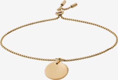 SKAGEN Armband in gold / transparent, Produktansicht