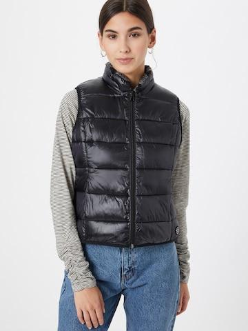 TAIFUN Vest in Black