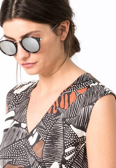 HALLHUBER Sonnenbrille in schwarz, Modelansicht