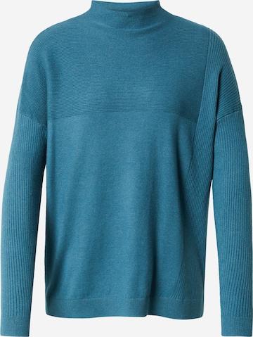 Fransa Sweater 'CEMELANGE' in Blue
