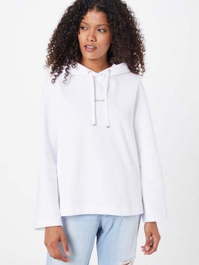 fekete / fehér Calvin Klein Tréning póló: Elölnézet