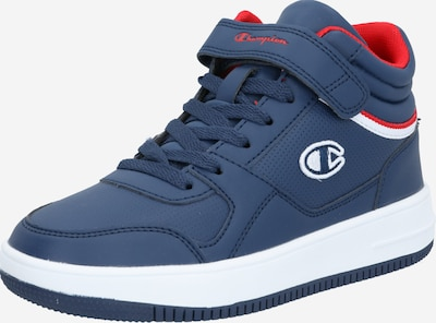Champion Authentic Athletic Apparel Sneakers in Navy / Red / White, Item view