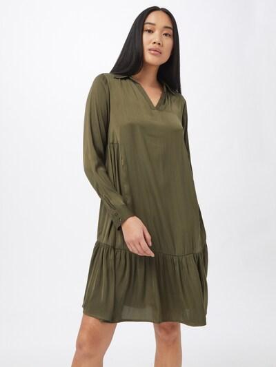 Soyaconcept Kleid 'PAMELA' in khaki, Modelansicht