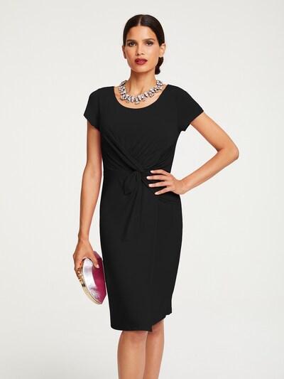 Patrizia Dini by heine Kokteilové šaty - čierna, Model/-ka