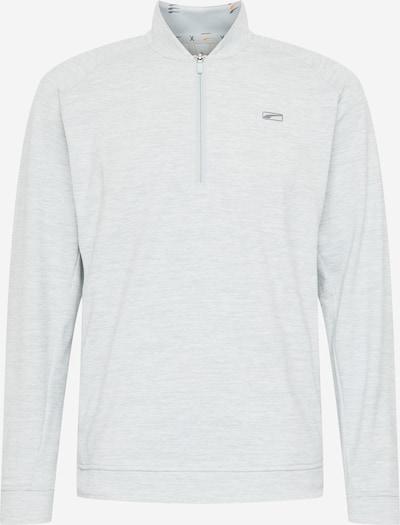 PUMA Sportiska tipa džemperis, krāsa - gaiši pelēks, Preces skats