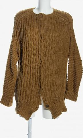Humanoid Sweater & Cardigan in S in Orange