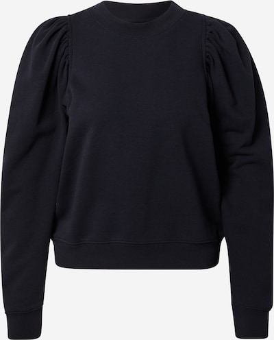 SECOND FEMALE Sweatshirt 'Oriana' in schwarz, Produktansicht