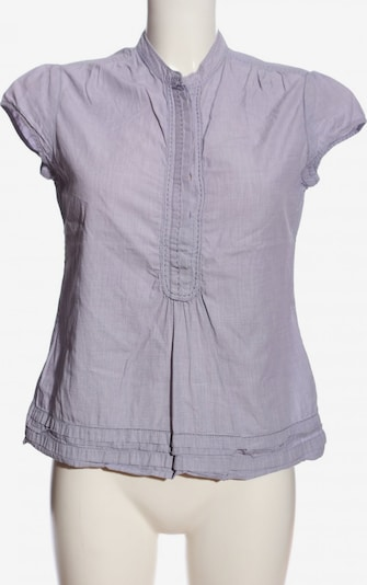 Wrap V-Ausschnitt-Shirt in M in lila, Produktansicht