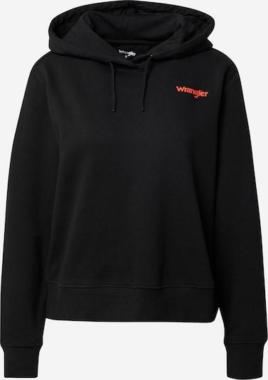 WRANGLER Sweatshirt 'VIBRATIONS' i blandade färger / svart, Produktvy