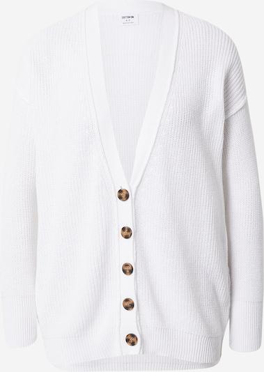 Cotton On Strickjacke in weiß, Produktansicht