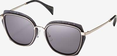 Yohji Yamamoto Eyewear Sonnenbrille 'YY5023-483' in schwarz, Produktansicht