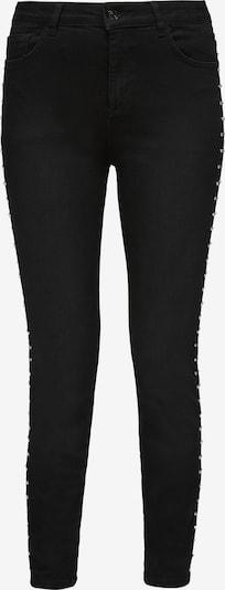 Ci comma casual identity Jeans in schwarz, Produktansicht