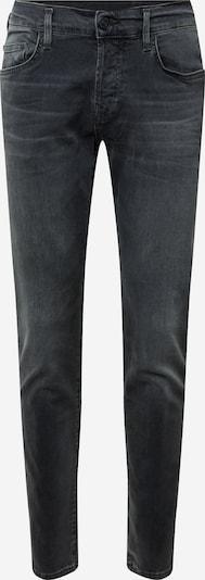 True Religion Jean 'ROCCO' en noir denim, Vue avec produit