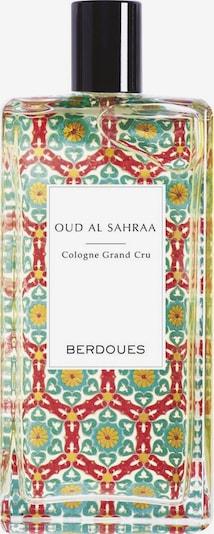 Berdoues Eau de Cologne  'Oud Al Sahraa' in transparent, Produktansicht