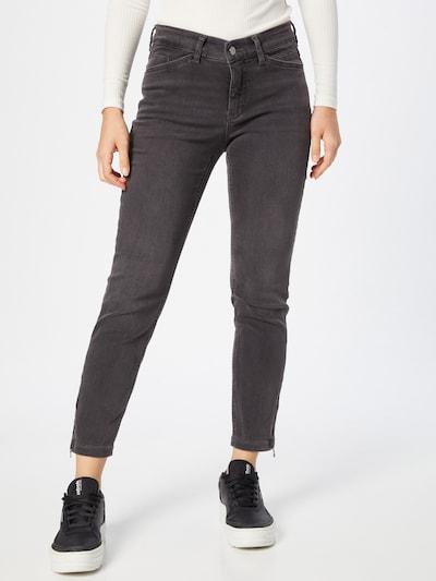 MAC Jeans 'DREAM CHIC' in de kleur Donkergrijs, Modelweergave