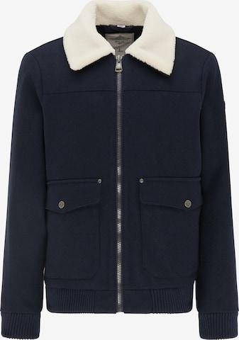 DreiMaster Vintage Vinterjakke i blå