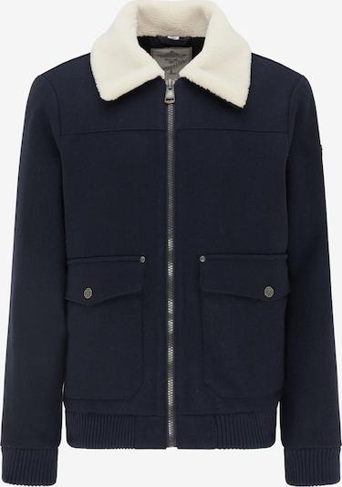 DreiMaster Vintage Jacke in navy / weiß, Produktansicht