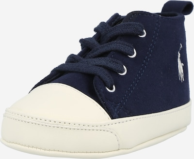 Sneaker 'HAMPTYN HI  LAYETTE' Polo Ralph Lauren pe bleumarin / alb, Vizualizare produs