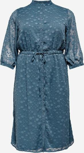 ONLY Carmakoma Kleid in blau, Produktansicht