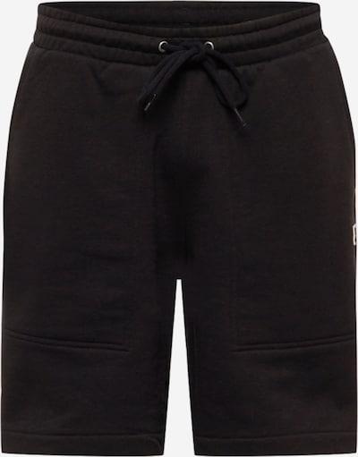 PUMA Sporthose 'Downtown' in schwarz / weiß, Produktansicht