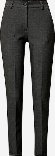 OPUS Trousers with creases 'Melina fresh' in Black, Item view