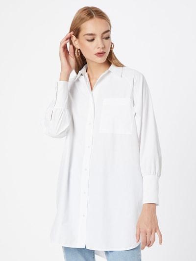 Soyaconcept Bluse 'NETTI' in weiß, Modelansicht