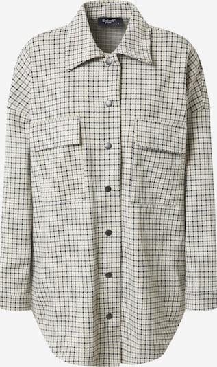 SISTERS POINT Jacke 'Pelia-JA' in beige / schwarz, Produktansicht