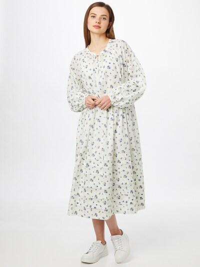Rochie tip bluză 'Roya' Samsoe Samsoe pe culori mixte / alb, Vizualizare model