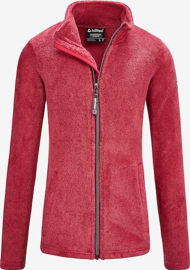 KILLTEC Fleecejacke 'Bantry' in pink, Produktansicht