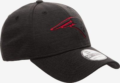 NEW ERA Casquette de sport en rouge / noir, Vue avec produit