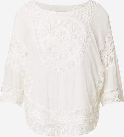 Bluză 'Anny' Hailys pe alb murdar, Vizualizare produs