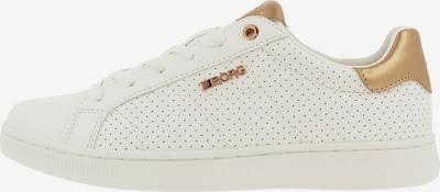 BJÖRN BORG Sneakers laag 'T306 PRF' in de kleur Goud / Wit, Productweergave
