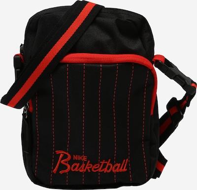 NIKE Športna torba 'Heritage' | rdeča / črna barva, Prikaz izdelka