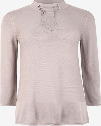 Doris Streich Pullover mit 3/4.Arm in grau, Produktansicht